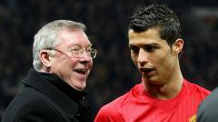 Indosport - Gara-gara kalah taruhan di Manchester United, Sir Alex Ferguson pernah mengganjar Cristiano Ronaldo dengan uang senilai Rp7 juta.