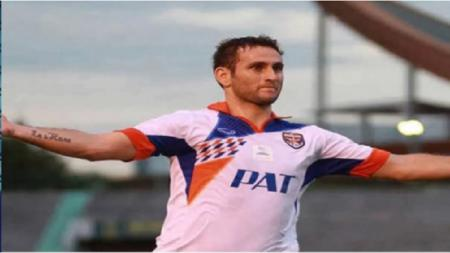Striker incaran Persija, Leandro Oliveira da Luz. - INDOSPORT