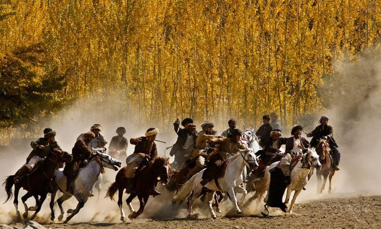Buzkashi Copyright: Buzkashi / Getty Image