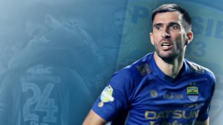 Vladimir Vujovic resmi hengkang dari Persib Bandung. - INDOSPORT