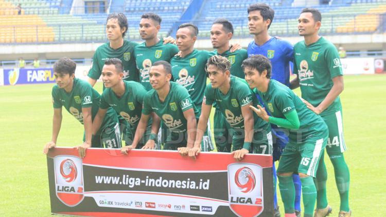 Skuat Persebaya Surabaya. Copyright: Arif Rahman/INDOSPORT