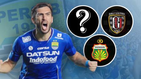 Tiga klub yang layak dibela Vladimir Vujovic setelah resmi hengkang dari Persib Bandung. - INDOSPORT