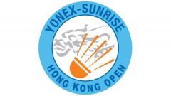 Indosport - Logo Hongkong Open.