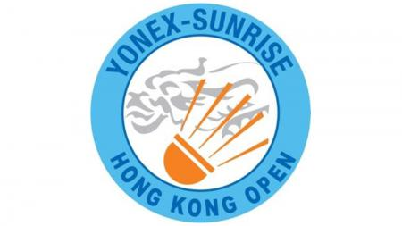 Logo Hongkong Open. - INDOSPORT