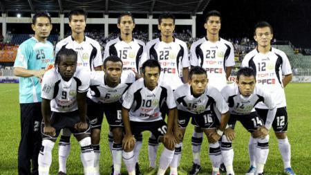 Salah satu klub Liga Super Malaysia, Terengganu FA. - INDOSPORT