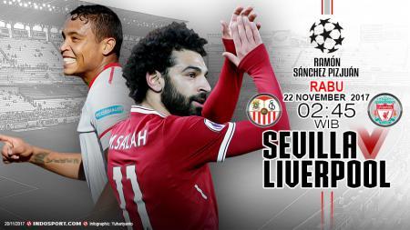 Prediksi Sevilla vs Liverpool. - INDOSPORT