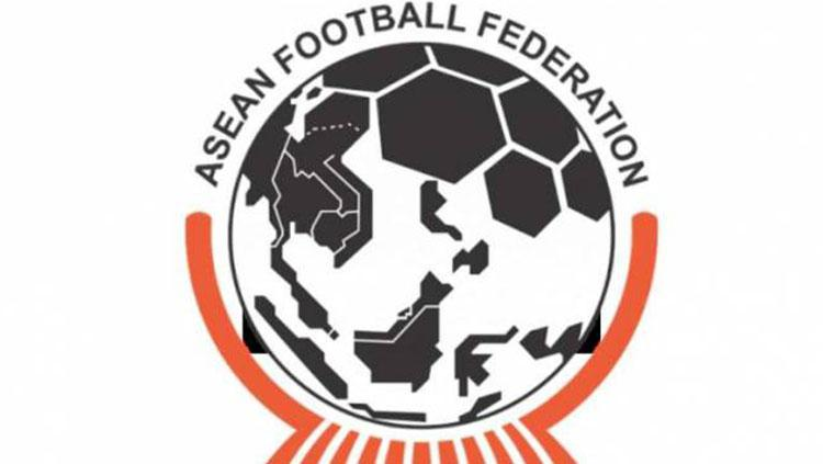 Logo Federasi Sepakbola Asean. Copyright: Istimewa