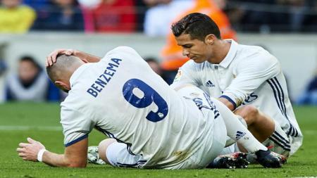 Duo Real Madrid ini dinobatkan sebagai penyerang terburuk Eropa musim ini - INDOSPORT