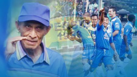 Indra Thohir salah satu pelatih Persib Bandung yang sukses. - INDOSPORT