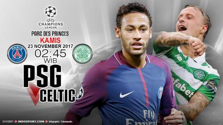 Prediksi Paris Saint-Germain vs Celtic - INDOSPORT
