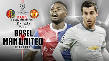 Prediksi Basel vs Manchester United. - INDOSPORT