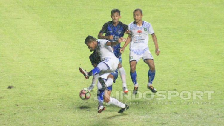 PSIS Semarang vs PSPS Riau Copyright: Arif Rahman/Indosport.com