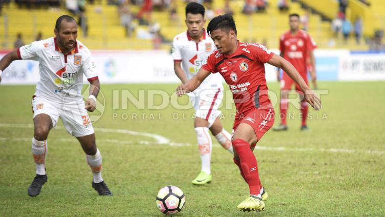 Irsyad Maulana Copyright: INDOSPORT/Taufik Hidayat