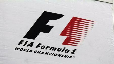 Logo Formula 1 - INDOSPORT