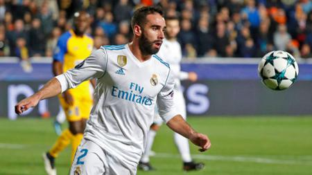 Dani Carvajal meminta Real Madrid move on setelah gagal mendatangkan Paul Pogba di bursa transfer musim panas 2019. - INDOSPORT