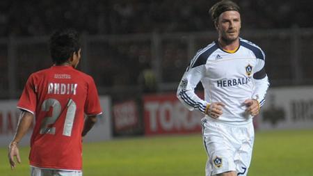3 Pemain Timnas Indonesia yang Bikin Beckham sampai Maldini Bengong - INDOSPORT