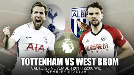 Prediksi Tottenham vs WBA. - INDOSPORT
