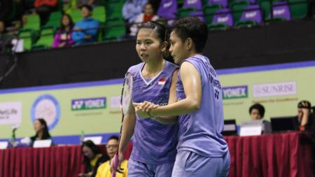 Greysia/Apriyani melaju ke perempatfinal. - INDOSPORT