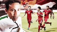 Indosport - Bima Sakti calon pelatih Timnas U-19.
