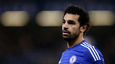 Mohamed Salah saat masih membela Chelsea. - INDOSPORT