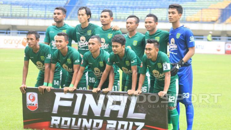 Skuat Persebaya Copyright: Arif Rahman/Indosport.com