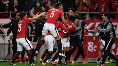 Urawa Red Diamond menjadi juara Liga Champions Asia - INDOSPORT