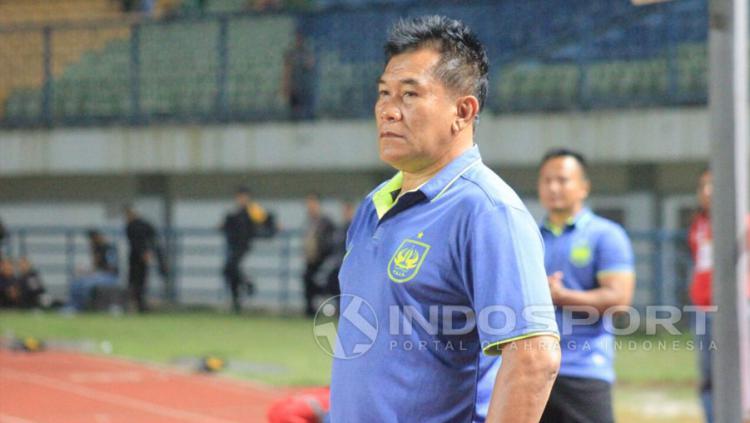 Pelatih PSIS Semarang, Subangkit. Copyright: Arif Rahman/Indosport.com
