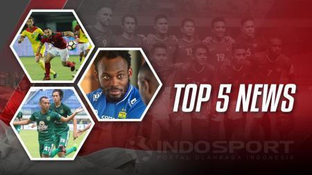 Top 5 News - INDOSPORT