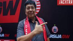 Indosport - Direktur Utama Persija, Gede Widiade