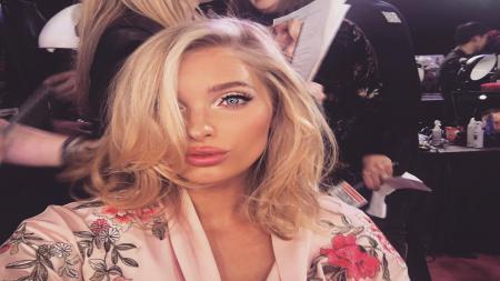 Elsa Hosk, Victoria Secret model - INDOSPORT