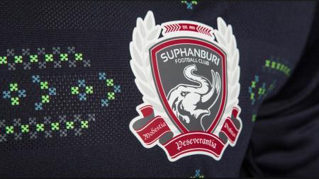 Logo Suphanburi fc - INDOSPORT