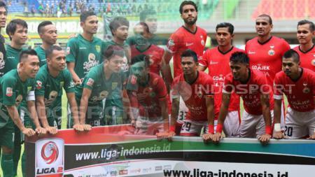 Persebaya vs Persija Jakarta - INDOSPORT