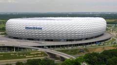 Indosport - Berikut profil venue Euro 2020 di Kota Munich, Jerman, Allianz Arena.