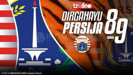 Dirgahayu Persija 89 - INDOSPORT