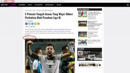 3 Pemain Indonesia yang layak main di Liga Utama Malaysia - INDOSPORT