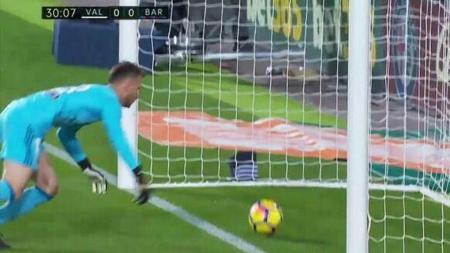 Neto on controversial goal - INDOSPORT