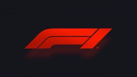 Logo baru Formula 1. - INDOSPORT