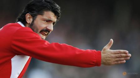 Gennaro Gattuso di FC Sion. - INDOSPORT