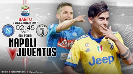 Prediksi Napoli vs Juventus - INDOSPORT