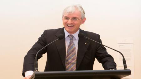 Ketua Federasi Sepakbola Australia, Steven Lowy. - INDOSPORT