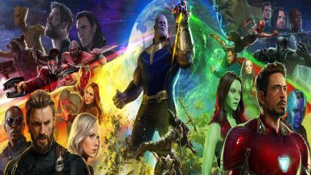 Avengers: Infinity War - INDOSPORT