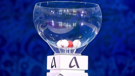 Prosesi pengundian grup Piala Dunia. - INDOSPORT