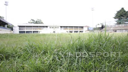 Renovasi Stadion Merpati, Depok