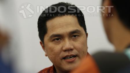 Ketua INASGOC, Erick Thohir. - INDOSPORT