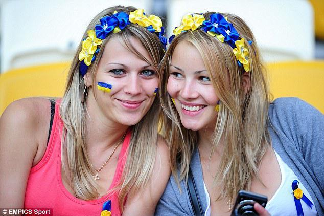 Suporter cantik timnas Jerman Copyright: NY Daily News