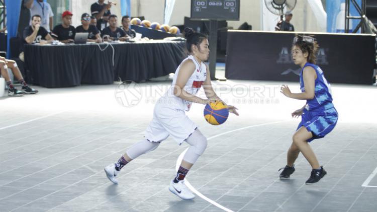 Indonesia versus Thailand Copyright: INDOSPORT/Abdurrahman.R
