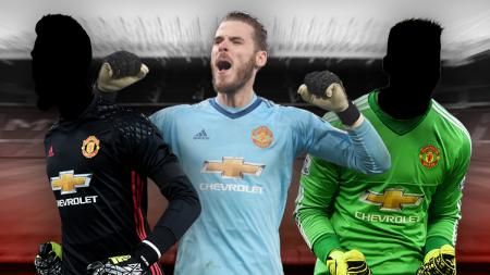 David De Gea. - INDOSPORT
