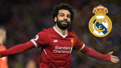 Indosport - Mohammed Salah.
