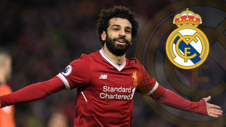 Mohammed Salah. - INDOSPORT