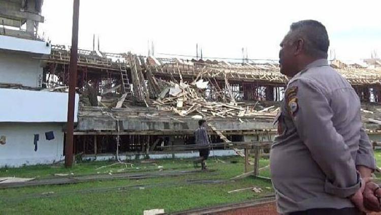 Stadion Barombong, Makassar Copyright: Tempo